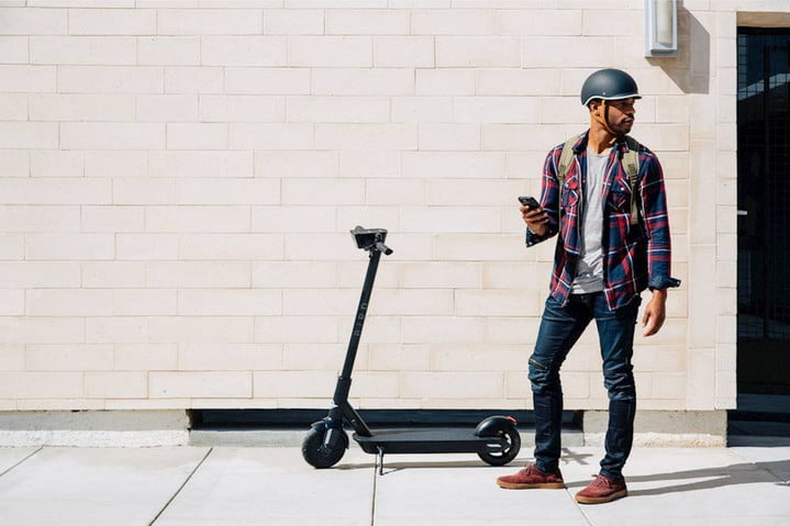 Bird One electric scooter