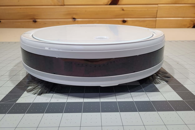 The Bissell Spinwave Wet and Dry Robot Vaccum