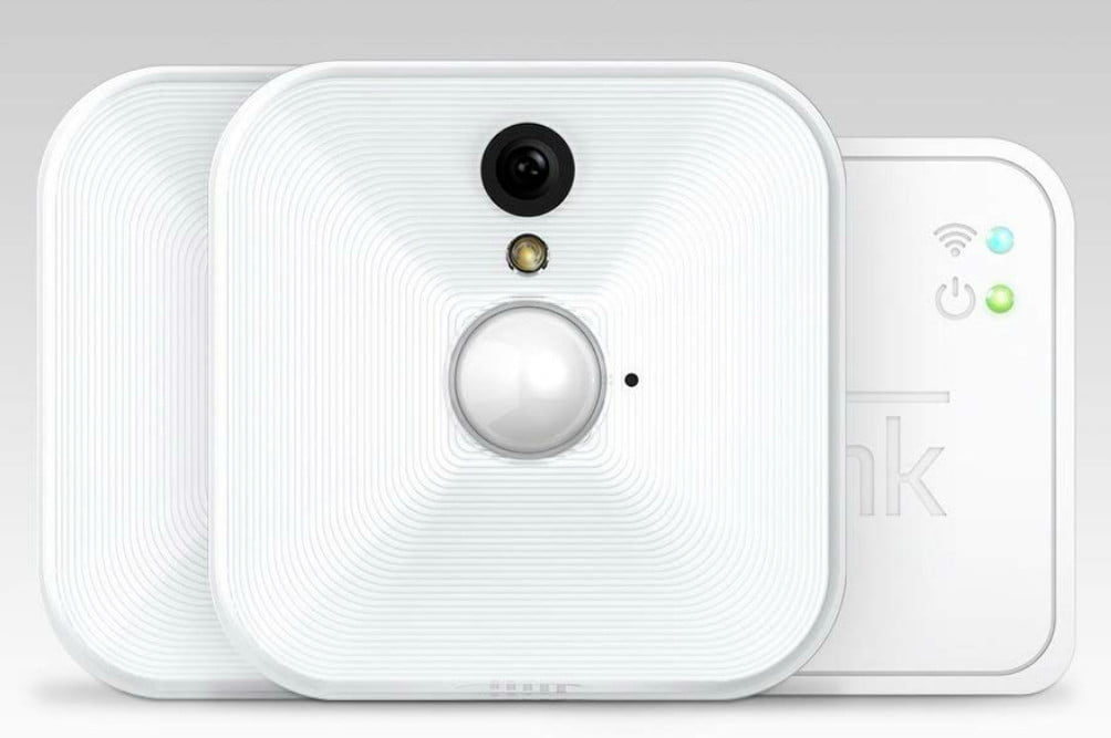 outdoor security cam deals blink indoor 2 system