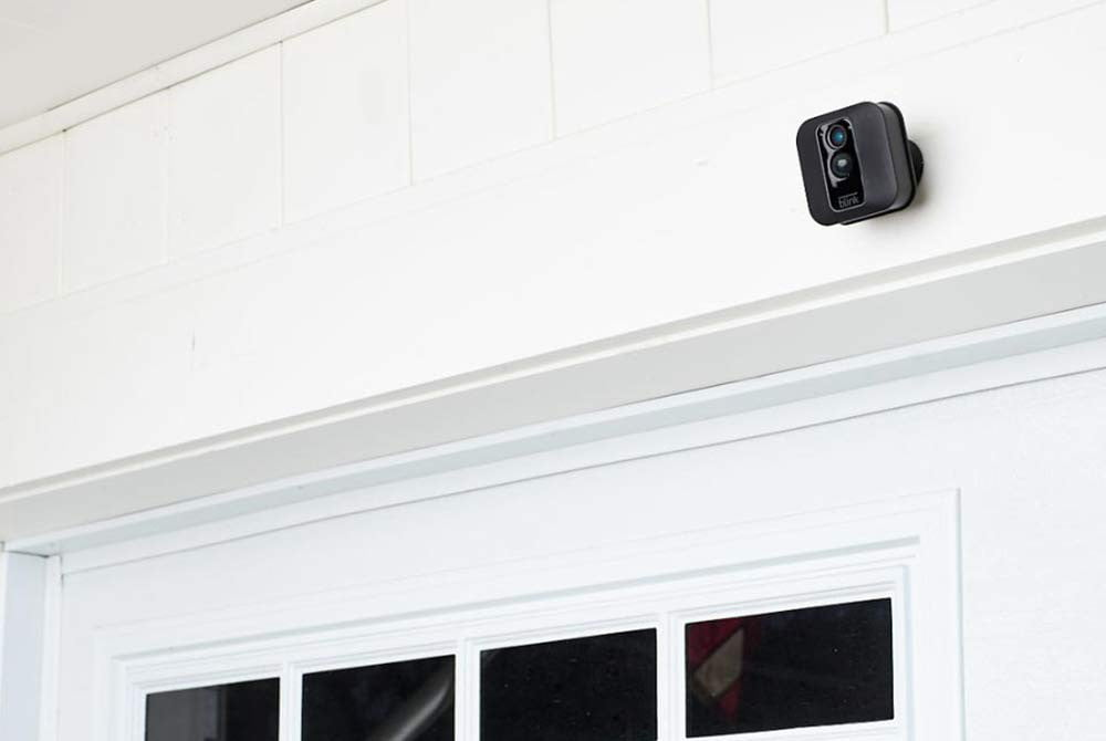 amazon pre prime day deals on blink xt outdoor security cameras xt2 smart camera  1 kit 4