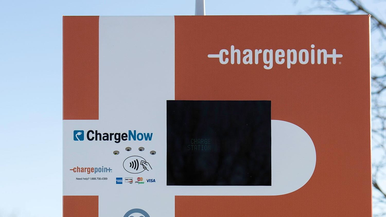 bmw vw and chargepoint create express charging corridors dc fast charge 160a