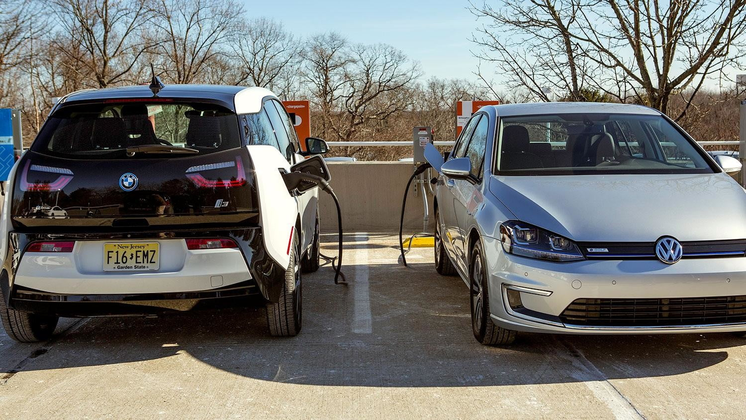 bmw vw and chargepoint create express charging corridors dc fast charge 242