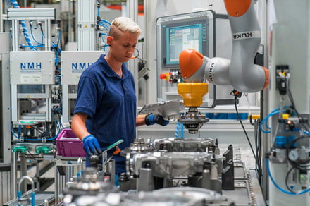 The future of manufacturing: A look ahead to the next era of making things