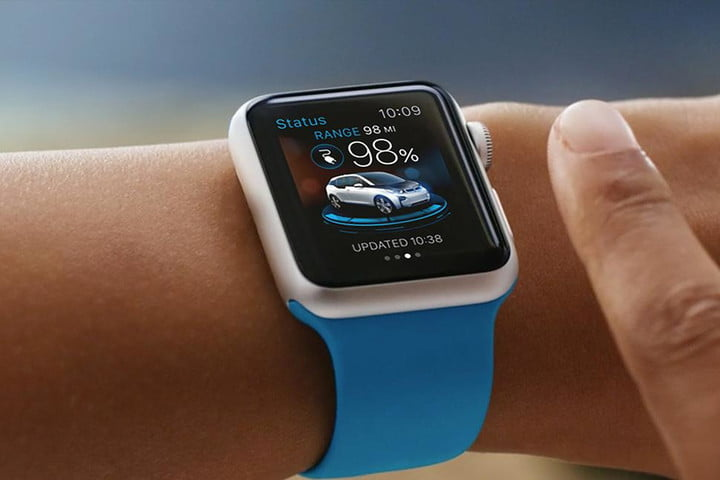 apple cuts watch order over display issues bmw i app