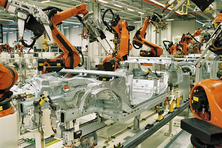 a brief explainer on automation and how it will impact economy bmw leipzig factory machines
