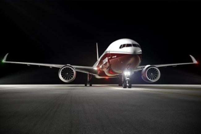 boeings folding wing design save airlines money youll still nickeled dimed boeing 777x 1
