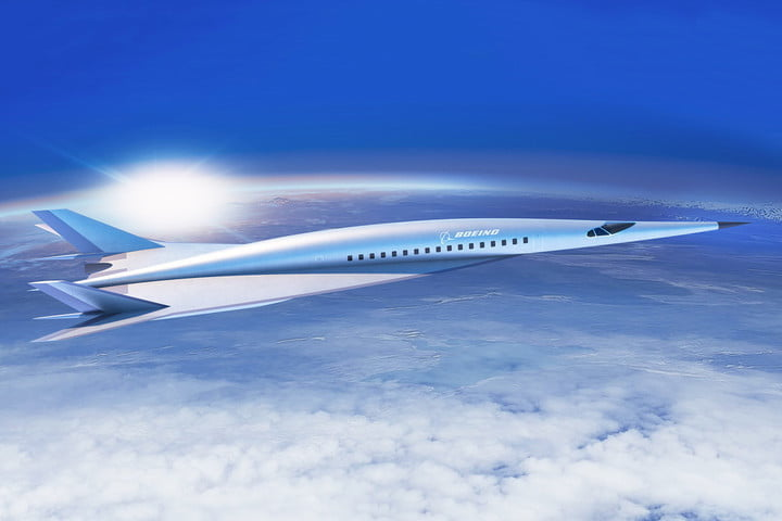 boeing hypersonic jet concept