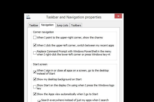 how to boot straight the desktop in windows 8 1  3