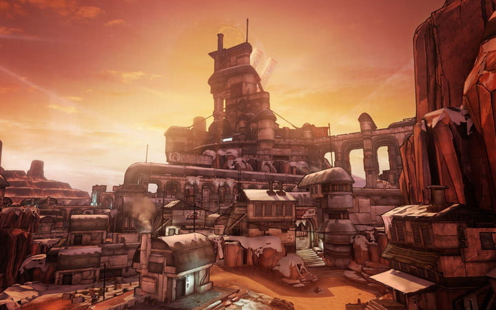 a first look at new borderlands 2 dlc digistruct peak and tk bahas bloody harvest 003