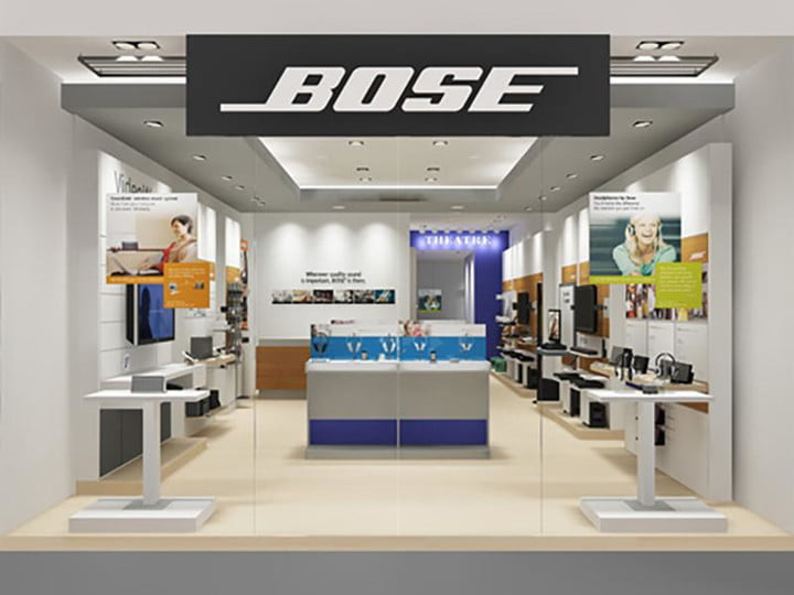 bose kit pulled apple store