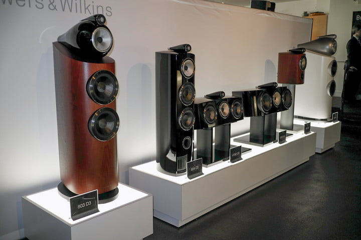 bowers and wilkins acquired by eva automation 800 series