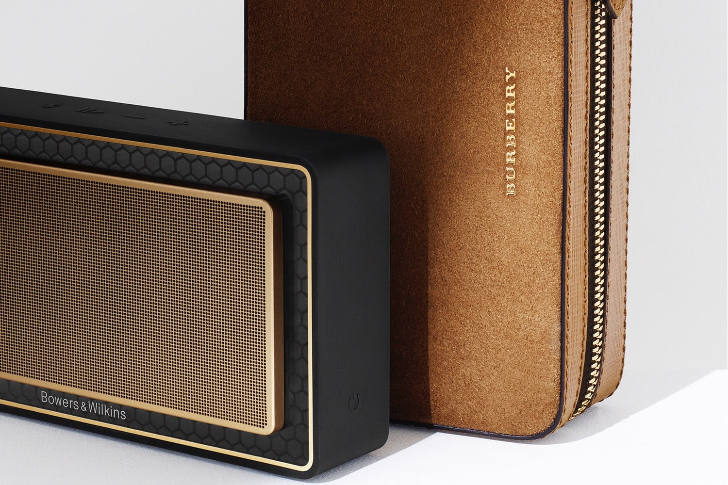 bowers wilkins burberry t7 bluetooth speaker and gold edition 1