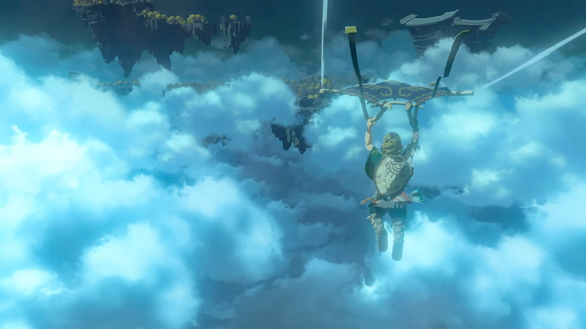 Breath of the Wild 2 takes Link back to the skies with a 2022 launch window