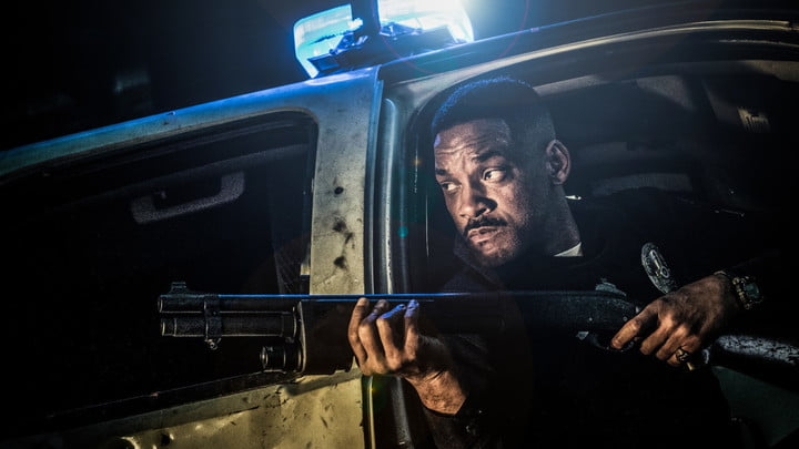 Image of Bright (2017), now on Netflix