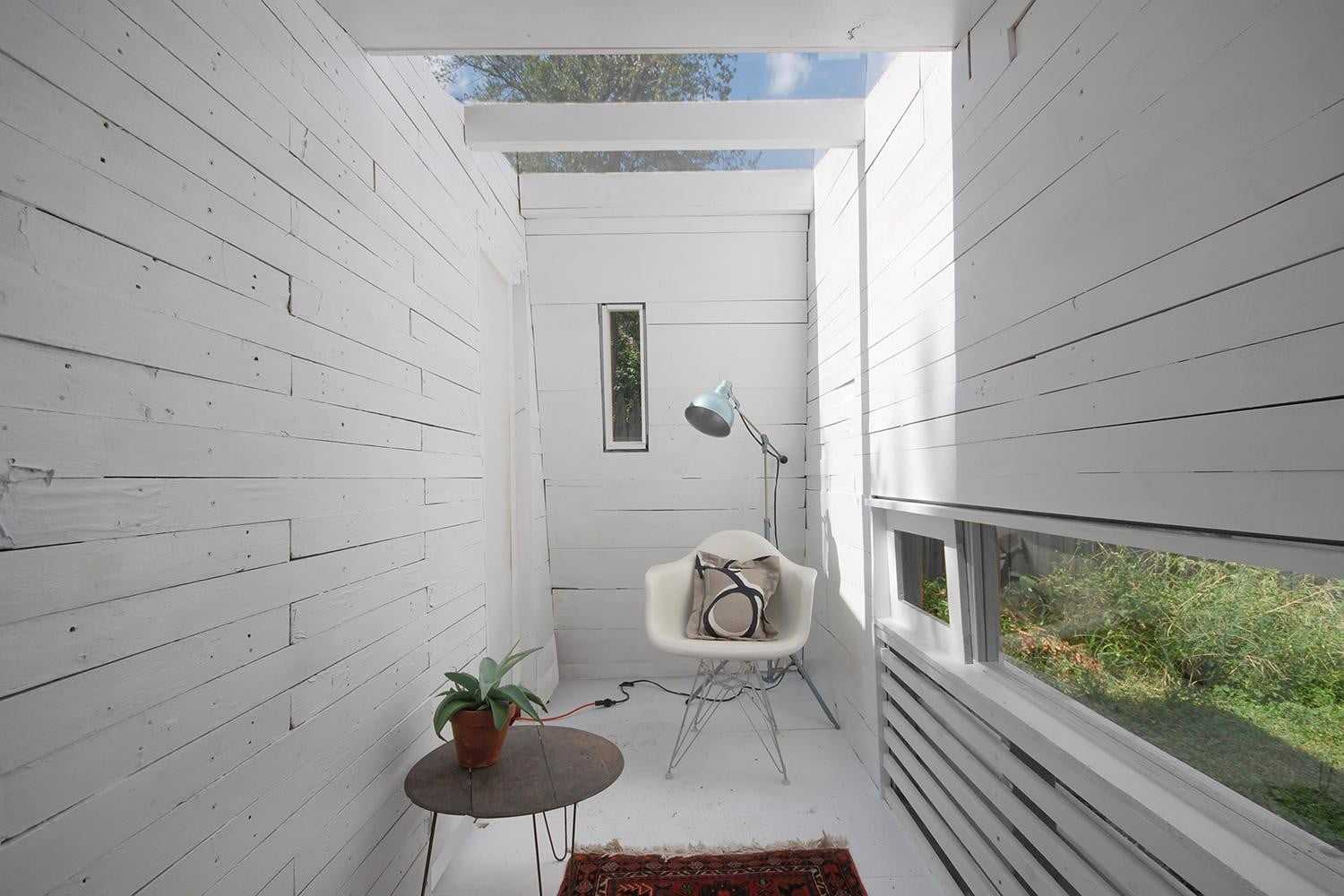 retreat from society and relax in these idyllic cabins around the world brooklyn garden studio 9