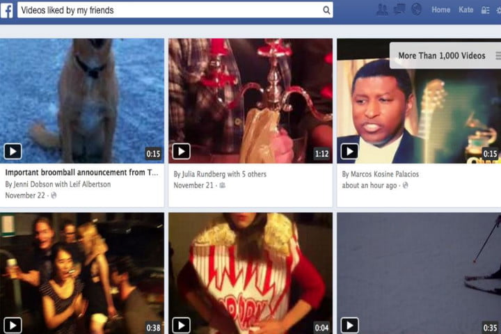 facebook testing browse feature lure onto graph search button
