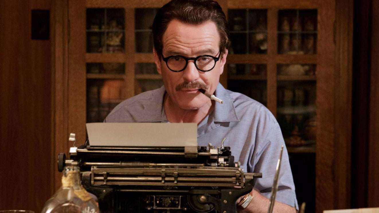 2016 oscar nominees movies past performances streaming bryan cranston for trumbo