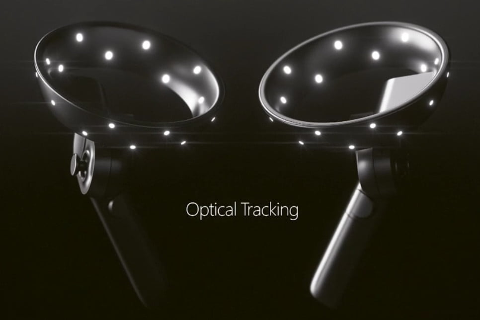 windows mixed reality motion controllers build 2017 build17 moco opttracking