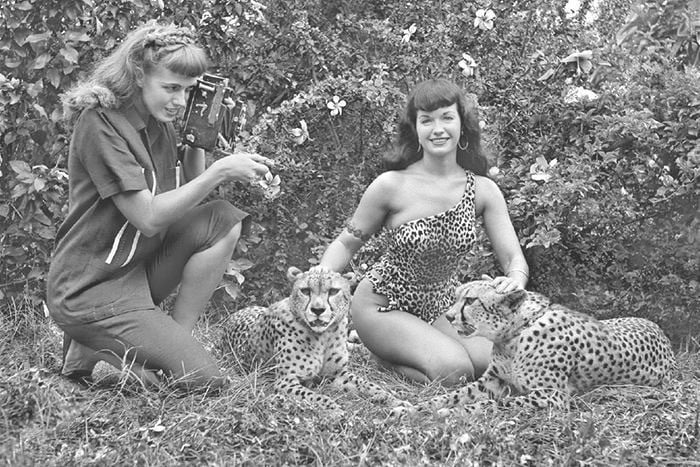 bunny yeager queen of pin up photographers passes at 85 1