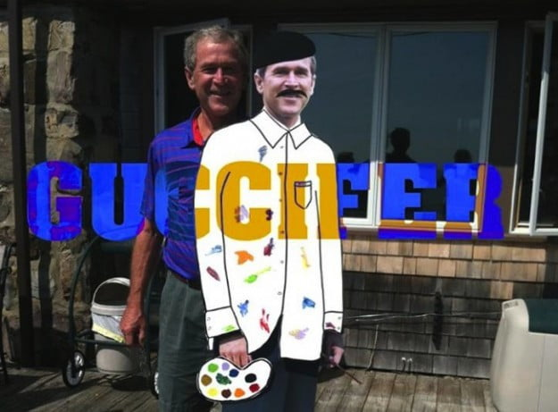 bush guccifer