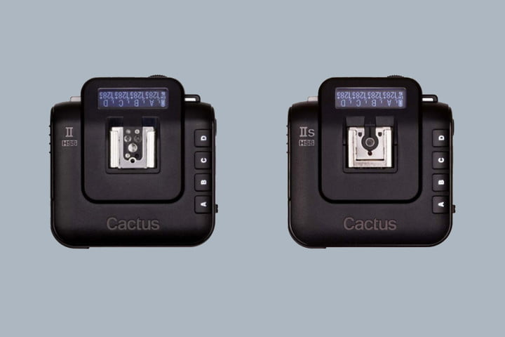 cactus v6 ii offers high speed sync