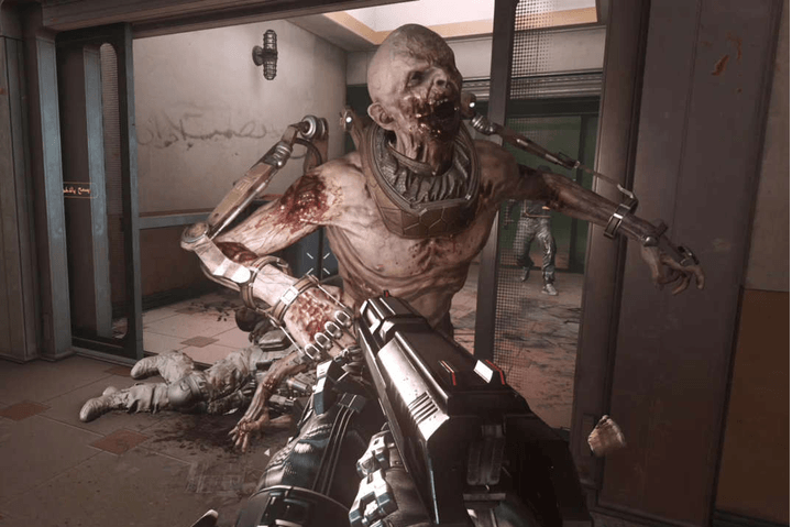 cry havoc take closer look call duty advanced warfares first dlc of exo zombies