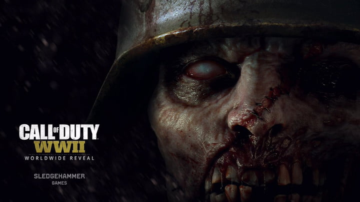 call of duty ww2 has zombies teaser