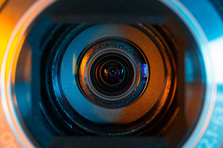 are you sacrificing your privacy for cheaper internet camcorder closeup