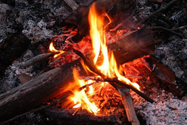 campfire by Doug Beckers via Flickr