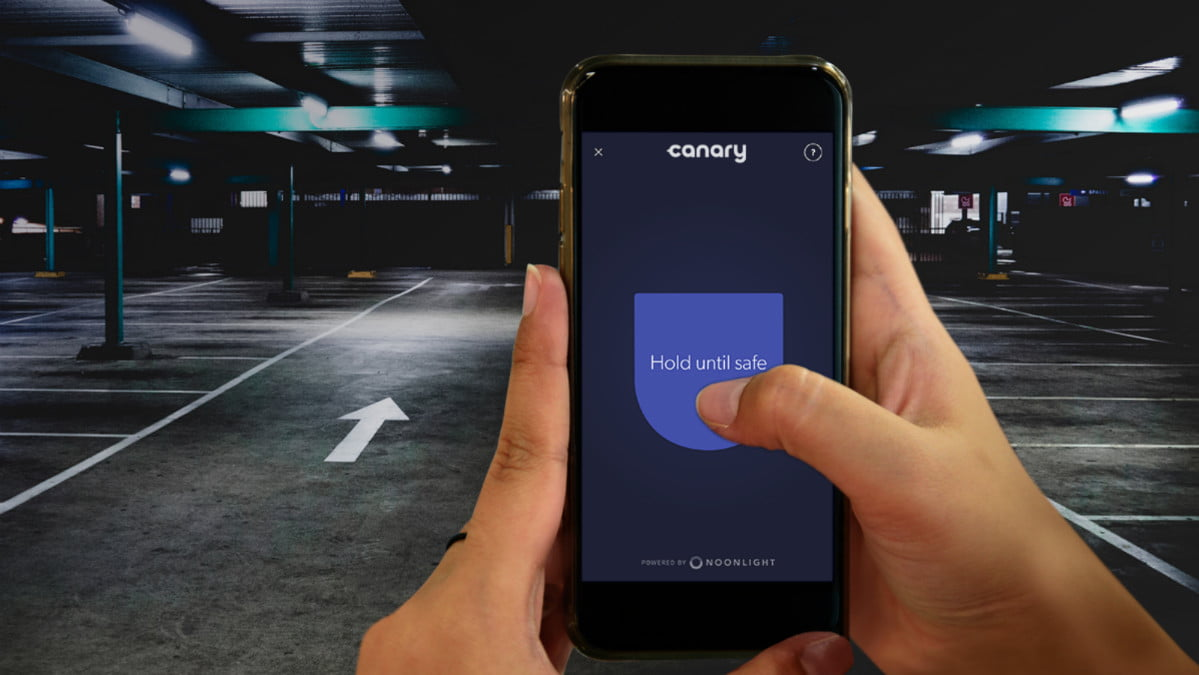 canary adds noonlight safety button 1