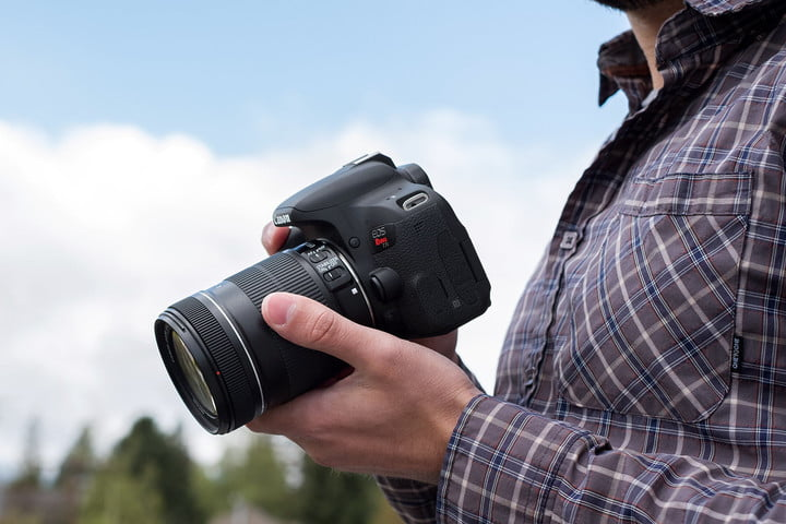 Canon Rebel T7i review