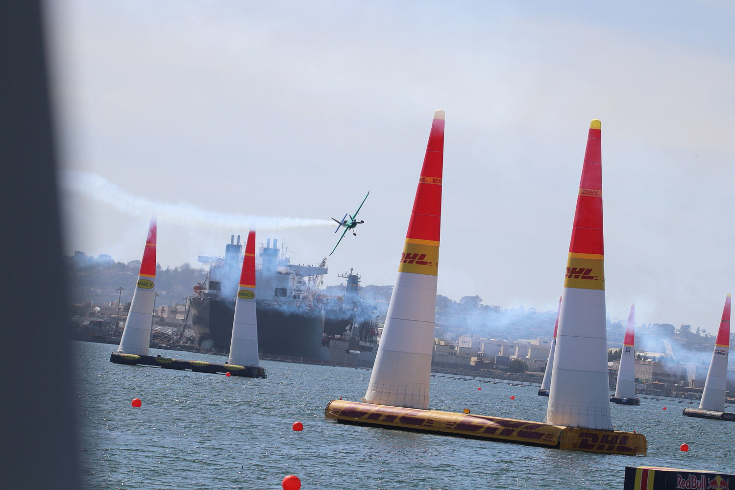 photographing red bull air race canon t7i san diego 10