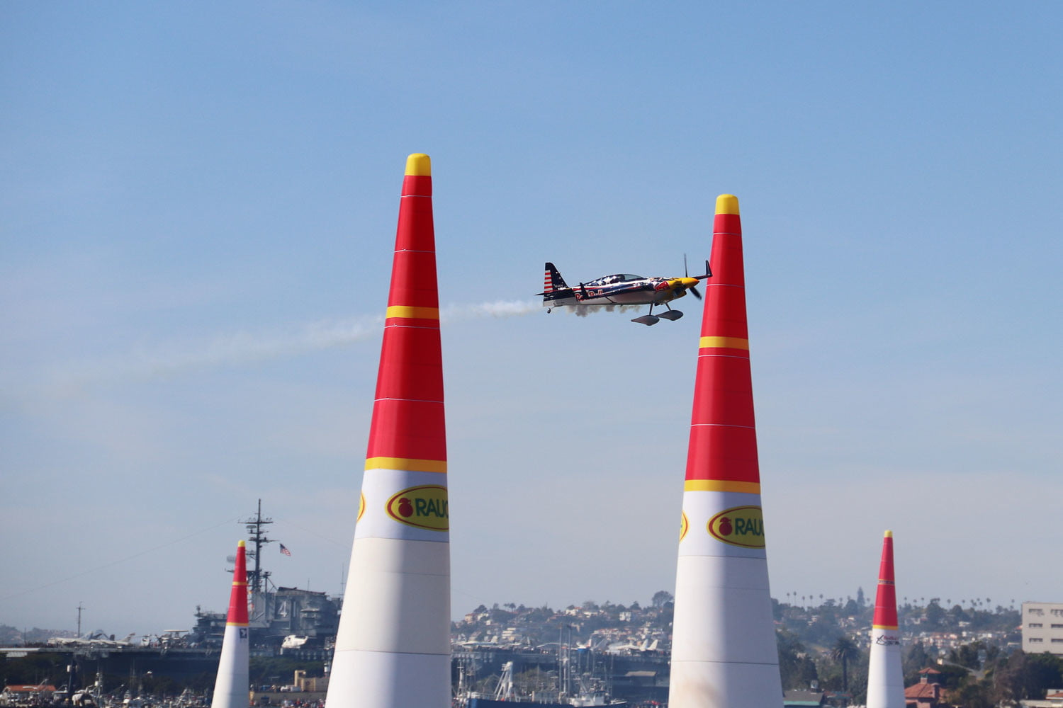 photographing red bull air race canon t7i san diego 13