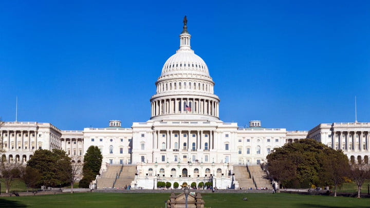in spite of privacy concerns the cisa cybersecurity bill moves forward capitol building cropped