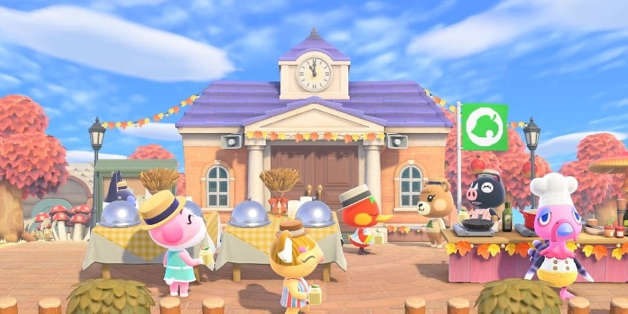 Picture - Animal Crossing: New Horizons is adding The Roost in next update