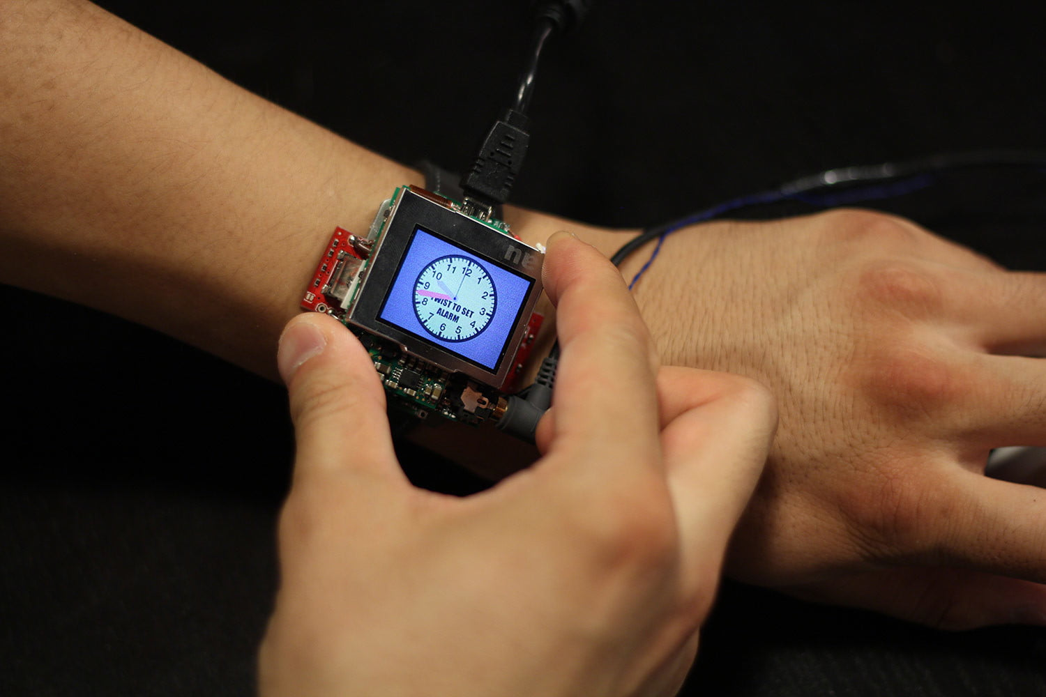 carnegie mellon research on smartwatch features prototype 003
