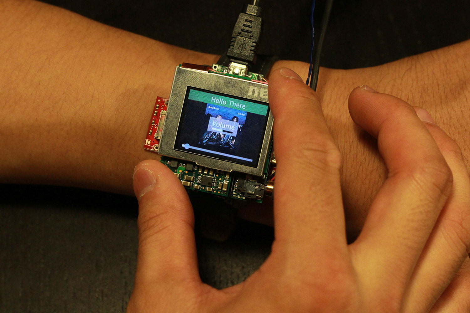 carnegie mellon research on smartwatch features prototype 004