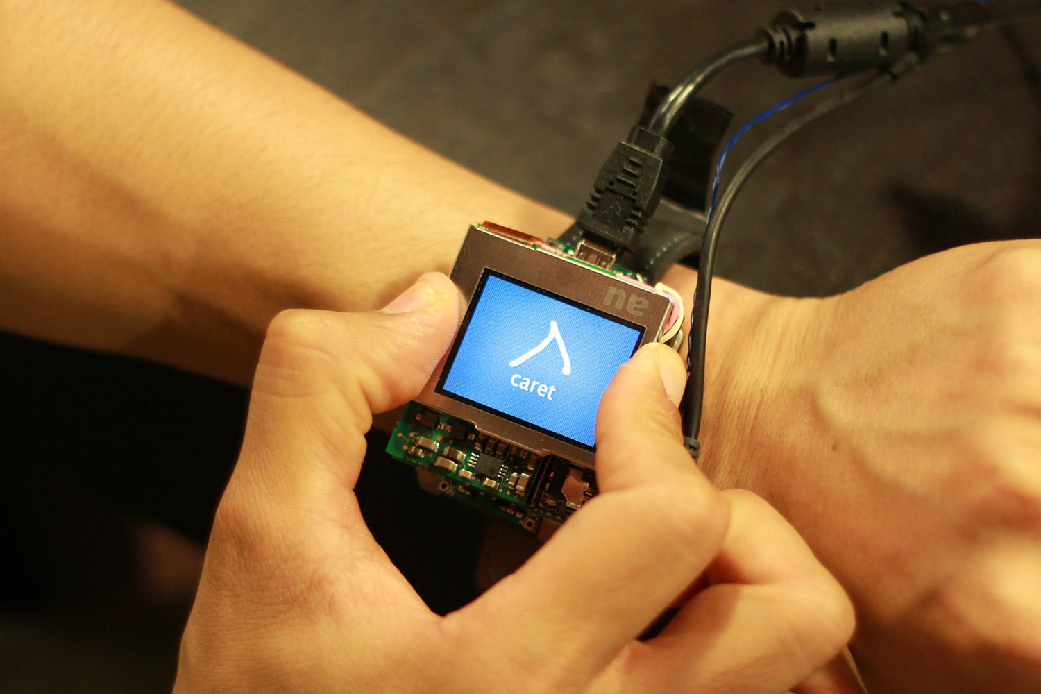 carnegie mellon research on smartwatch features prototype 008