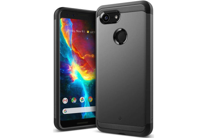 Caseology Legion Case for the Google Pixel 3.