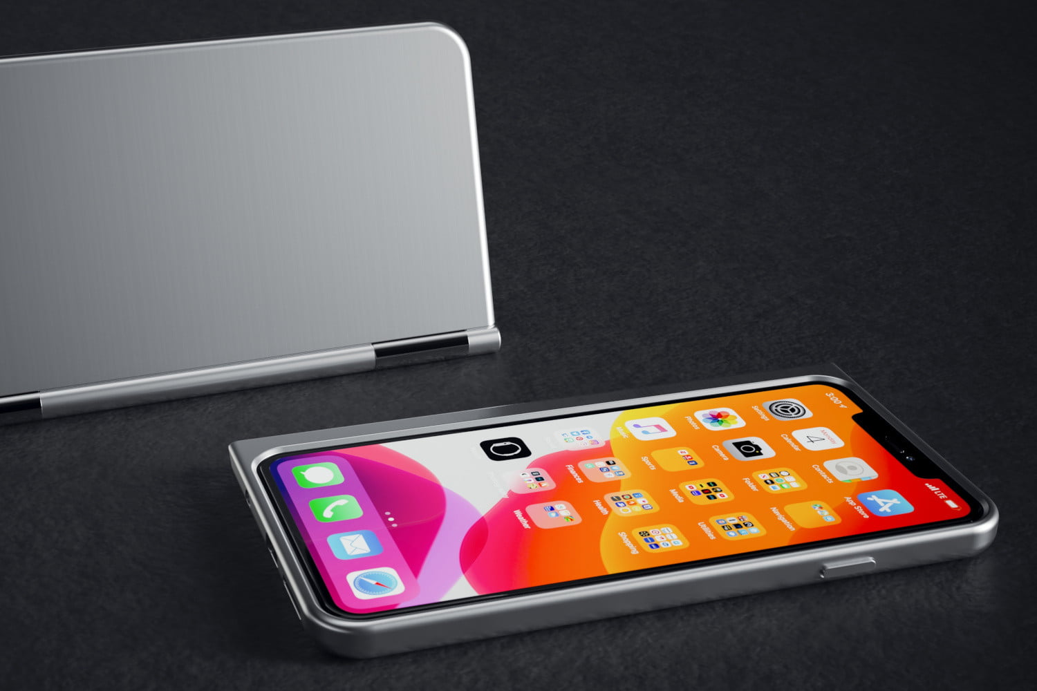 the castaway adds a chromium powered second screen to your smartphone metal