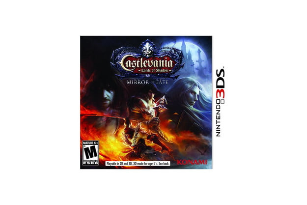 castlevania lords of shadow mirror fate review cover art