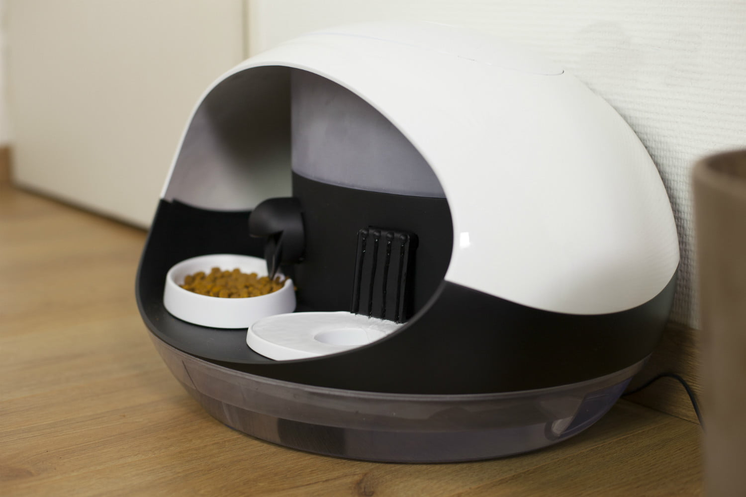 catspad is a smart food and water dispenser for cats cat feeder 4