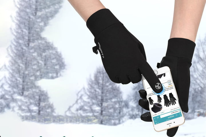 Cevapro touch screen Winter Gloves.