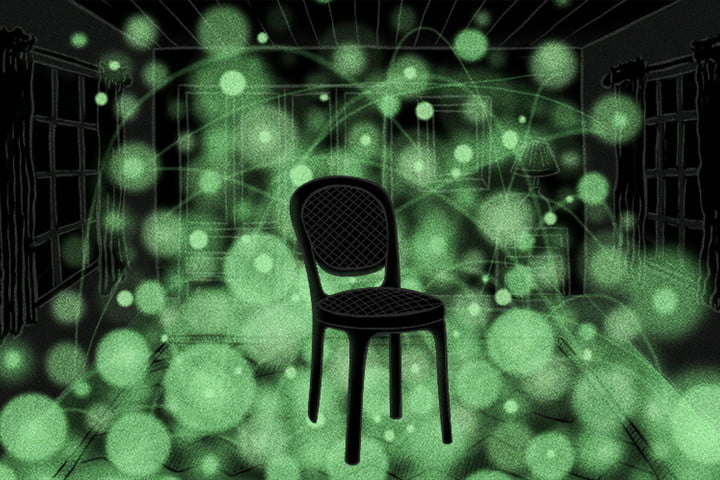 thermal noise imaging chair