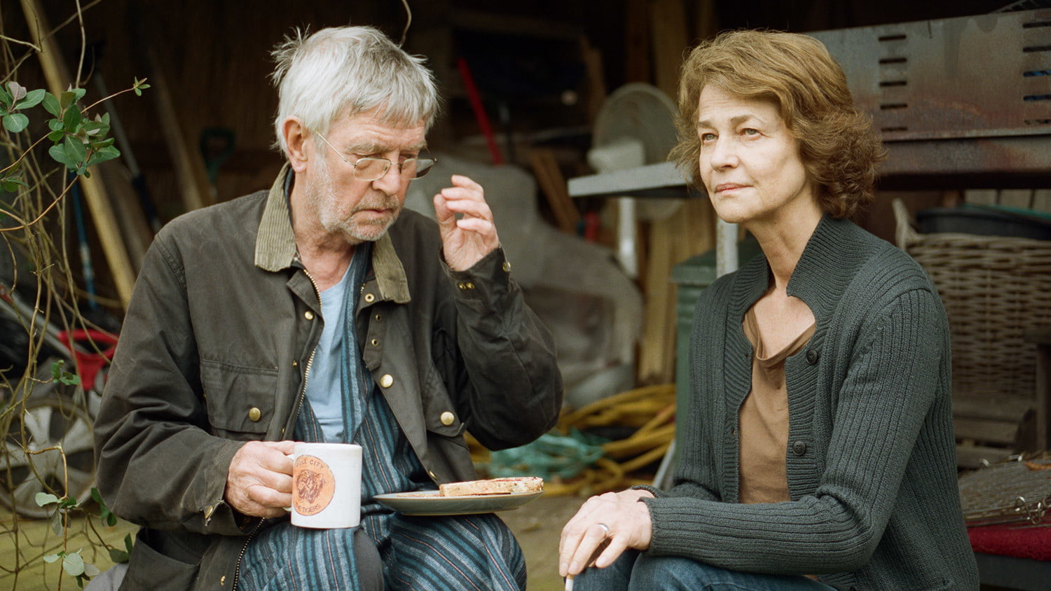 2016 oscar nominees movies past performances streaming charlotte rampling for 45 years