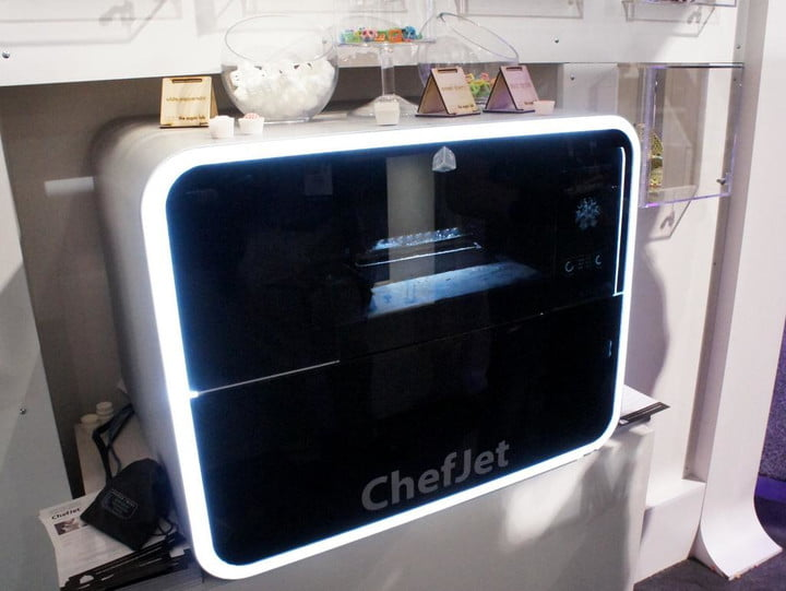 whether like 3d printed food way chefjet