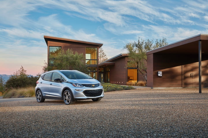 best electric cars Chevy Bolt vs. Nissan Leaf