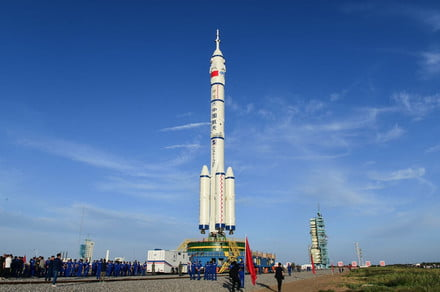China will study how to build a massive spacecraft over a half mile long