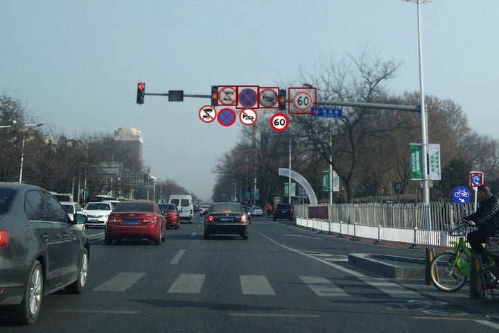 mapillary road signs chinese 2
