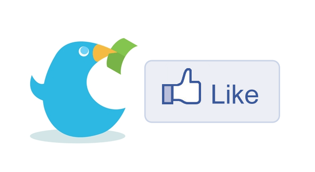 chirpify like button